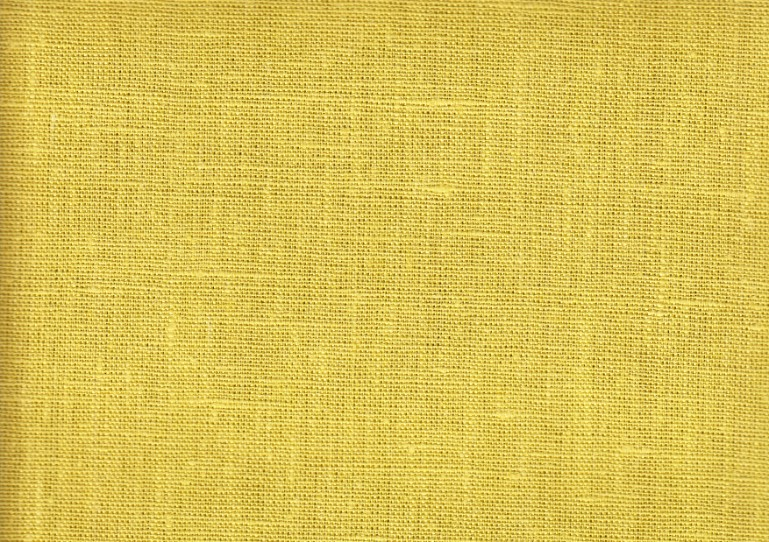 Pure Linen Fabric green color 284