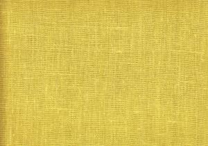 Pure Linen Fabric green color 284