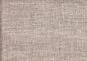 Pure Linen Fabric unbleached color 42