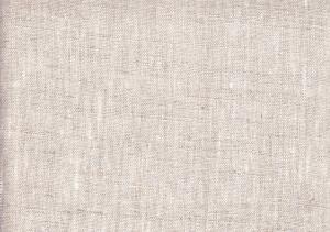 Pure Linen Fabric melange unbleached color 482