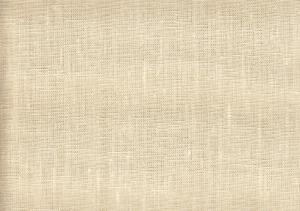 Pure Linen Fabric light beige color 512
