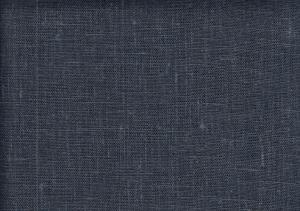 Pure Linen Fabric grey color 744