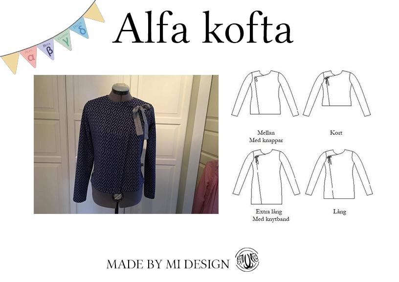 Alfa Dam kofta - Made by Mi