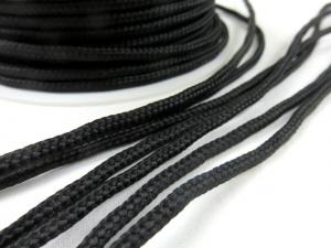 B1000 Paracord 4 mm black