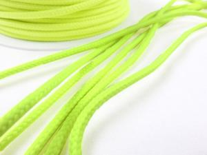 B1000 Paracord 4 mm neon yellow