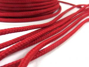 B1000 Paracord 4 mm red