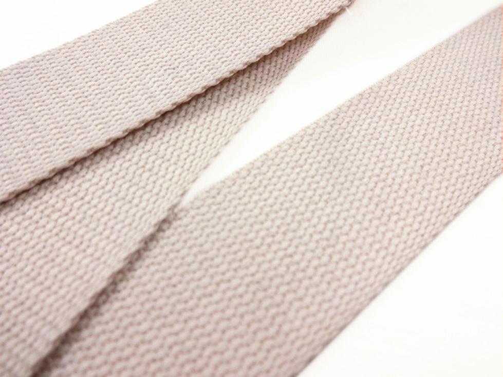 B104 Polyester Webbing 27 mm beige