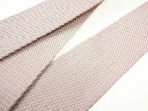 B104 Polyesterband 27 mm beige