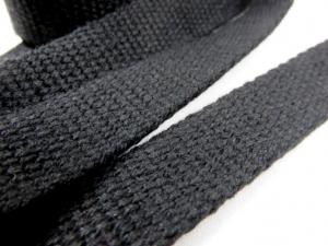 B1100 Canvas Webbing 20 mm black