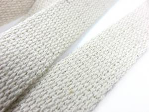 B1100 Canvas Webbing 25 mm natural