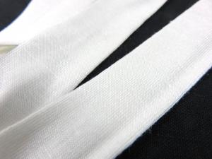 B1200 Jersey Bias Binding Tape 20 mm offwhite