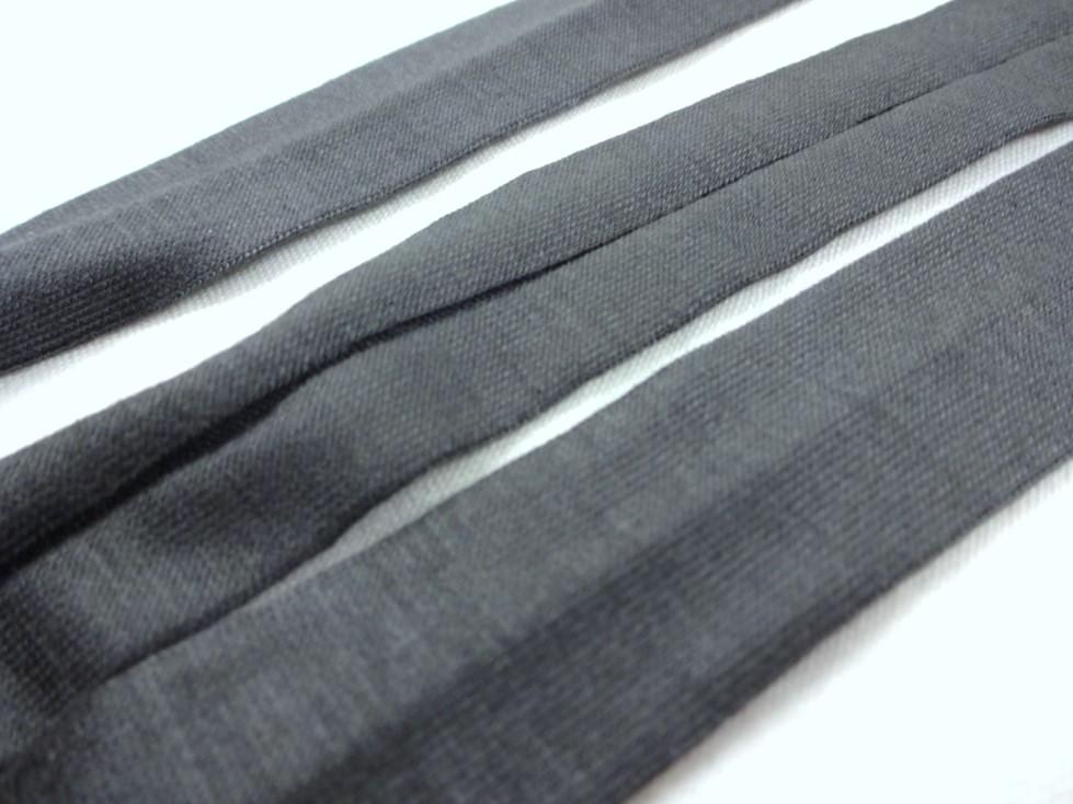 B1200 Trikåsnedslå 20 mm mörkgrå