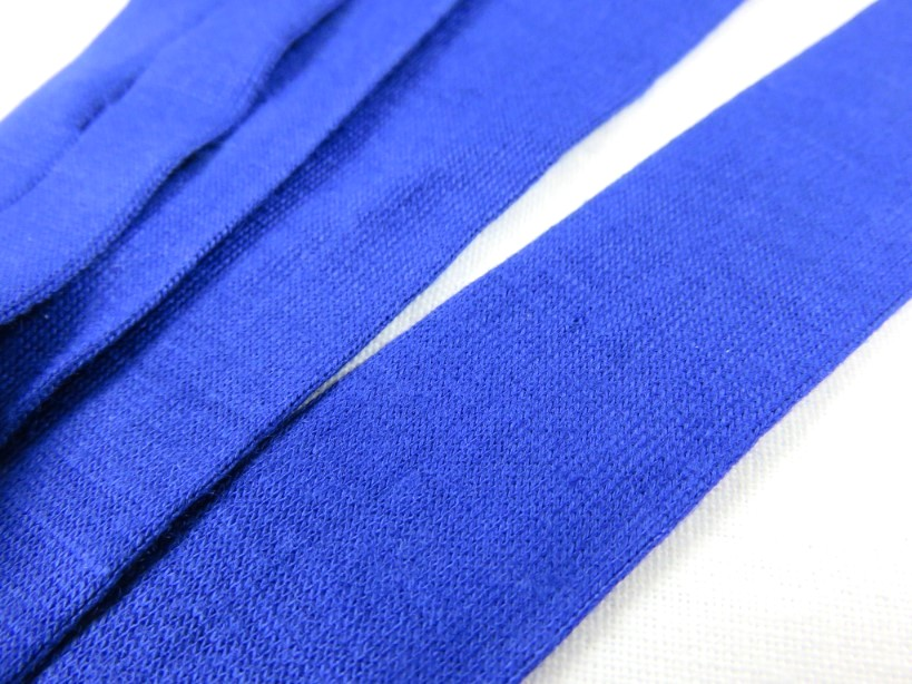 B1200 Trikåsnedslå 20 mm royalblå