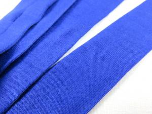 B1200 Jersey Bias Binding Tape 20 mm royal blue