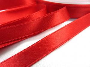 B1400 Satinband 10 mm röd