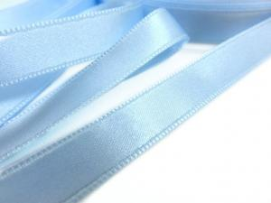 B1400 Satin Ribbon 10 mm light blue