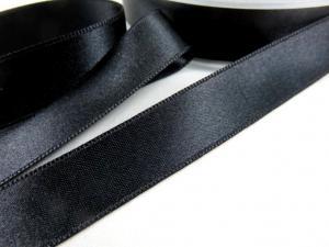 B1400 Satinband 16 mm svart