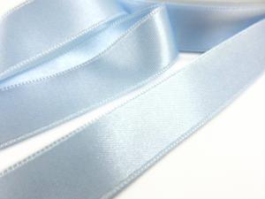 B1400 Satinband 16 mm ljusblå