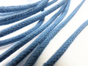B168 Snodd 3 mm blå