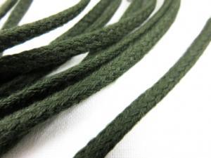 B168 Snodd 4 mm olivgrön