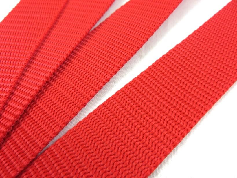 B200 Polypropylenband 30 mm röd