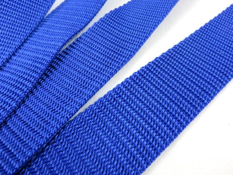 B200 Polypropylenband 30 mm royalblå
