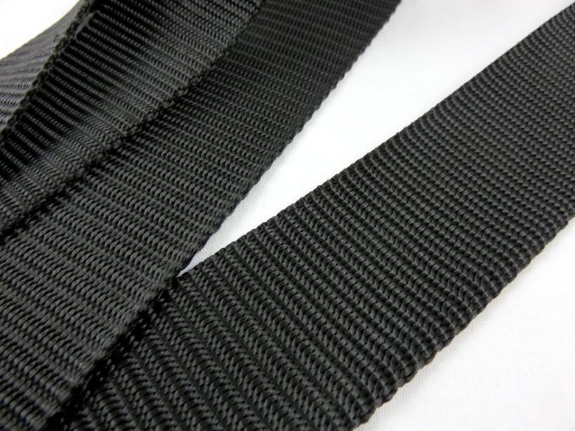 B200 Polypropylenband 40 mm svart