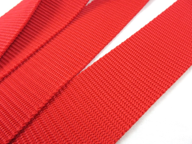 B200 Polypropylenband 40 mm röd