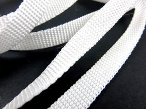B211 Polyesterband 10 mm vit