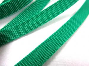 B211 Polyesterband 10 mm grön