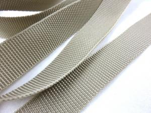 B239 Polypropylene Webbing 20 mm dark beige