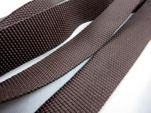 B239 Polypropylene Webbing 20 mm dark brown