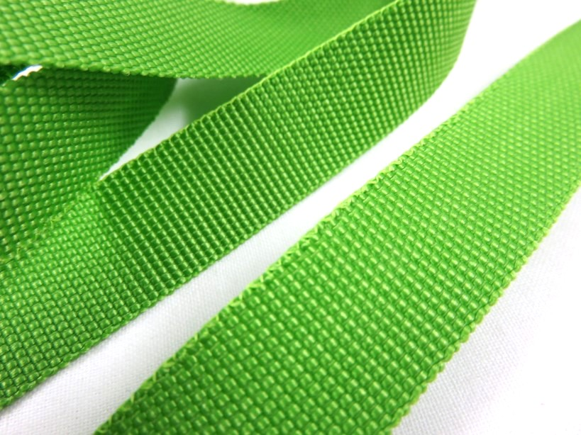 B239 Polypropylenband 20 mm lime