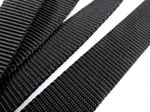 B280 Polypropylene Webbing 20 mm black