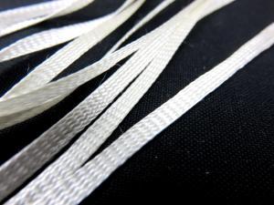 B292 Polyester Ribbon 4 mm offwhite