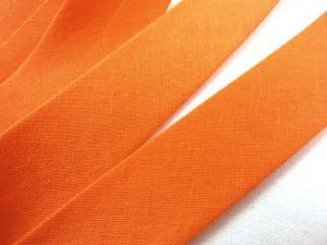 B299 Snedslå bomull 20 mm orange (20 m)