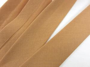 B299 Snedslå bomull 20 mm ljusbrun (20 m)