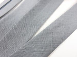 B299 Snedslå bomull 20 mm ljusgrå (20 m)