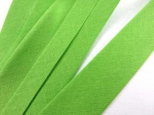 B299 Snedslå bomull 20 mm limegrön (20 m)