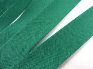 B299 Cotton Bias Binding Tape 20 mm green (20 m)