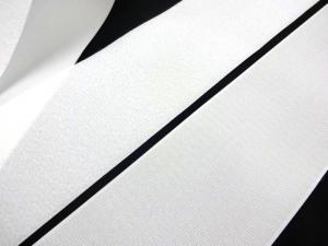 B336 Kardborrband 100 mm vit (komplett)