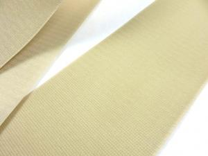 B336 Kardborrband 100 mm beige (hård)