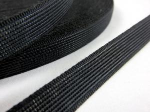 B369 Korsettfjäder 12 mm svart