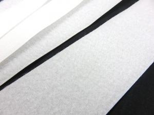 B372 Kardborrband 50 mm vit (mjuk)