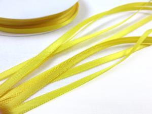 B426 Satinband 3 mm gul (10 m)