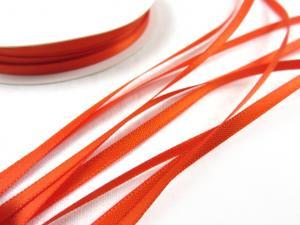 B426 Satinband 3 mm orange (10 m)