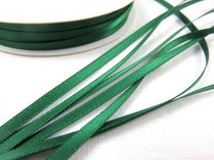 B426 Satinband 3 mm mörkgrön (10 m)