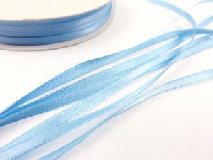 B426 Satinband 3 mm ljusblå (10 m)