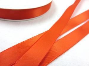 B426 Satinband 10 mm orange (10 m)
