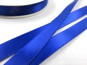 B426 Satinband 10 mm royalblå (10 m)
